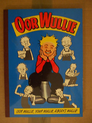 Oor Wullie Annual 1994 - Excellent Condition