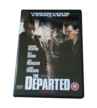 The Departed (DVD, 2007, 2-Disc Set)