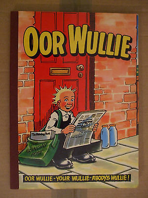 Oor Wullie Annual 1982 - Excellent Condition