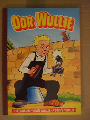 Oor Wullie Annual 1988 - Excellent Condition