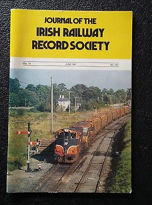 Journal of the Irish Records Society Vol 19 June 1997 No 133