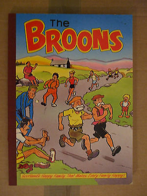 The Broons Annual 1987 - Very Good Condition