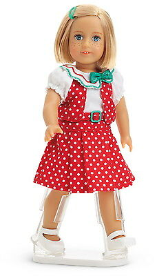 "NEW American Girl 2016 SPECIAL EDITION BEFOREVER 6.5"" Kit Mini Doll & Book NIB"