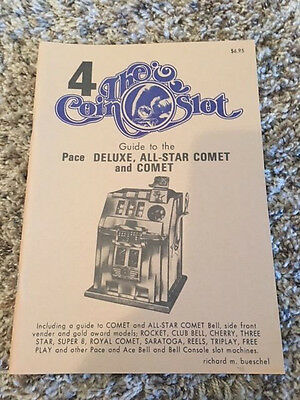 The Coin Slot #4 Guide to Pace, All-Star Comet and Comet