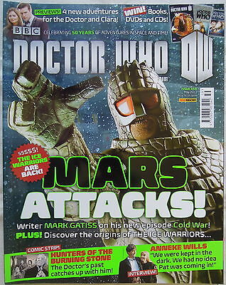 Dr Who Issue 459 May Magazine 2013 Panini