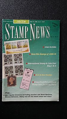 Irish Stamps News  (Vol 2 No 5) Spring 1993 by Ian Whyte