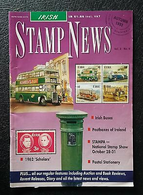 Irish Stamps News  (Vol 2 No 6) Autumn 1993 by Ian Whyte