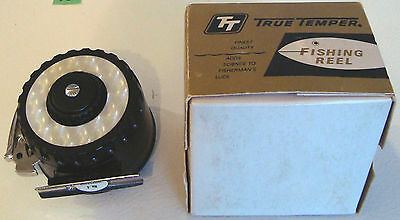 TRUE TEMPER AUTOMATIC FLY REEL No. 85 NEW IN BOX VINTAGE SOUTH CAROLINA