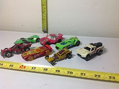 Hot Wheels and Majorette Die Cast car collection