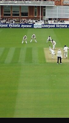 one pair Lords Middlesex  cricket tickets