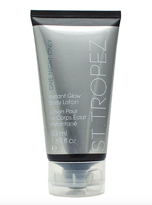 St Tropez One Night Only Instant Glow Sunless Self Tan 1.69 oz - Sealed -   Ipsy