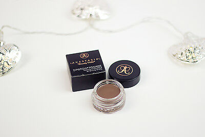 Brand New Anastasia Beverly Hills DipBrow Pomade with Free #12 Applicator Brush