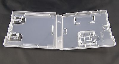 5 x Nintendo DS Empty Replacement Game Cases - Clear