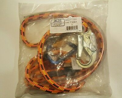 Jelco Adjustable Secondary Rope.