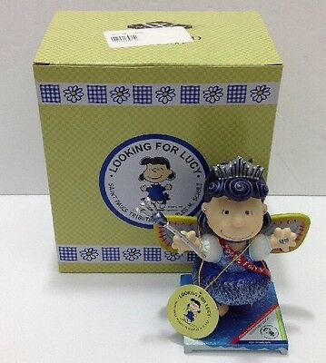 Westland Peanuts Looking for Lucy - Tooth Fairy Figurine - in Original Box!