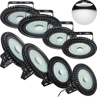 UFO LED High Bay Warehouse Bright White Fixture Factory Industry Shop Lighting