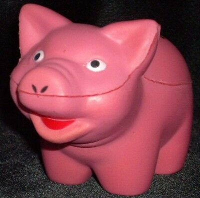 Pigsback Stress Ball Pig