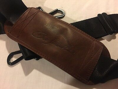 Bob Timberlake Adjustable Replacement shoulder strap fits Orvis, Gokey & others