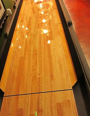 Shuffleboard Table Bumpers (2). FREE Shipping Great For Kids