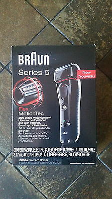 NEW Braun Series 5 5030s Electric Shaver $170