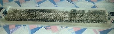 "Vintage 1918 WWI Camp Grant, ILL Army Military Photo US 40""X10"" Long-May 22,1918"