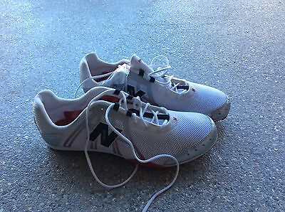 Track Sz 605 Lds 8 New amp; Us Shoe Womens Balance Field Spikes B XpxSO