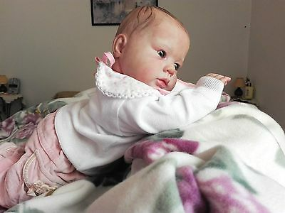 Reborn Doll Crystal OOAK FULL LEGS and ARMS 21 inch (53 cm)