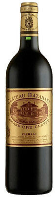 Chateau Batailley 2012 Pauillac Red Bordeaux