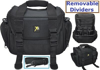 Extremely Durable Camera Carrying Bag Case For Camera Camcorder Nikon Sony Canon