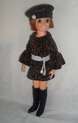 Outfit-For 17 1/2 Vintage-Crissy-Doll
