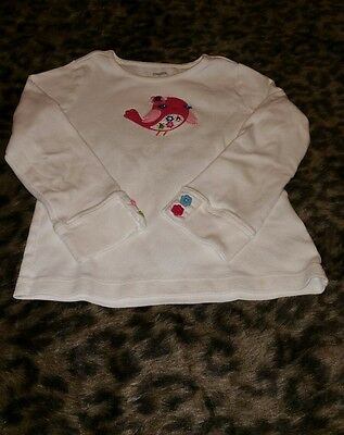 Gymboree Size 5 Girls cotton Top