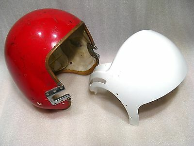 USN APH-6 HELMET SHELL and DUAL VISOR COVER for STAR WARS REPLICA BUILD