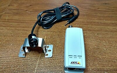 Axis M7001 encoder with camera, no reserve
