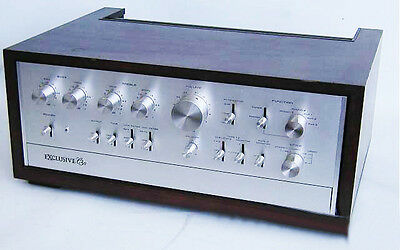 1981 PIONEER Exclusive C3A Transistor Control Amp Pre-amplifier Made in Japan