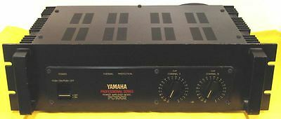 YAMAHA PC-1002 Vintage Professional Power Amplifier Natural Sound Made in Japan