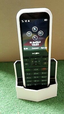 NEW Unidata incom ICW 1000-G wifi Voip phone