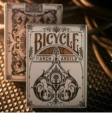 Bicycle Playing Cards Genuine *archangels* Uspcc New Sealed Qty:1 Deck.