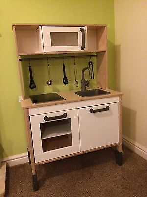 Childrens Ikea DUKTIG Kitchen Brand New *includes play food and chopping board!*