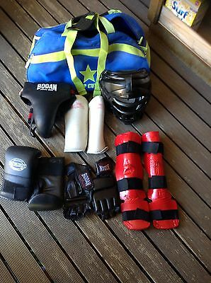 Martial Arts / Kickboxing bundle of gear