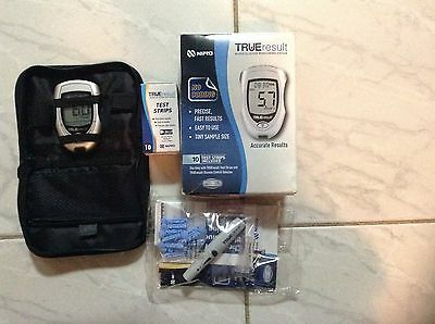 Brand New Blood Glucose Monitoring System