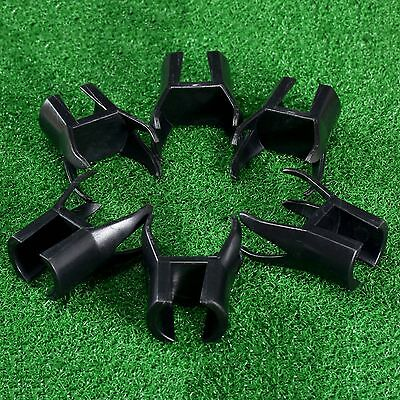 6× Golf Ball Pick Up Tool Back Saver Claw Put On Putter Grip Retriever Grabber