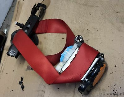 Mercedes A Class W176 Amg Front Seat Belt O/s/f Driver Side A0008600388