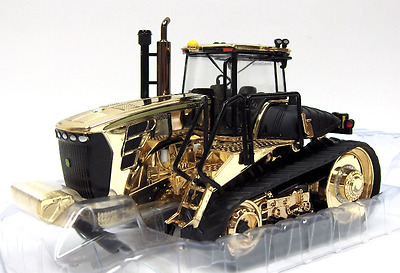 Britains Farm 1/32 Scale 45139Ag John Deere 9530 T Golden Limited Edition *rare*