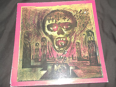 Slayer Seasons in the Abyss Original Vinyl
