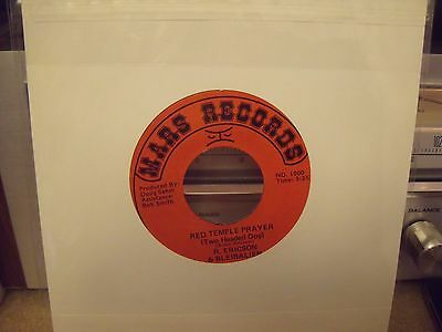Roky Erickson & Bliebalien - Two headed Dog/Starry Eyes 13th Floor Elevators 45
