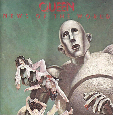 Cd....queen.....news Of The World.....