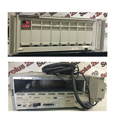 HP 66000A MPS Mainframe w/ 66102A