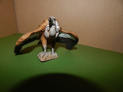 2012 Retired Schleich Griffon Vulture #14691  Excellent Condition