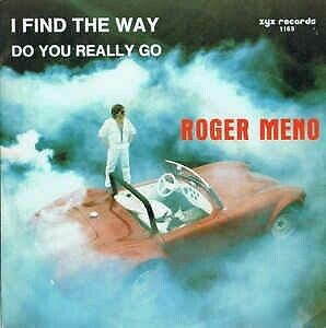 "Italo Disco Roger Meno  ""i Find The Way"" 12 Maxisingle"