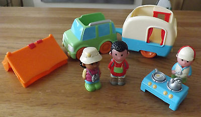 Happyland Camping Set by ELC Early Learning